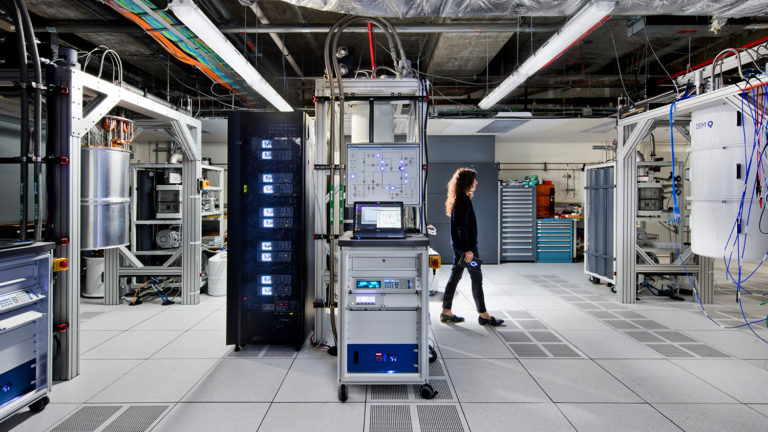 NC State is the first university in North America to establish an IBM Q Hub