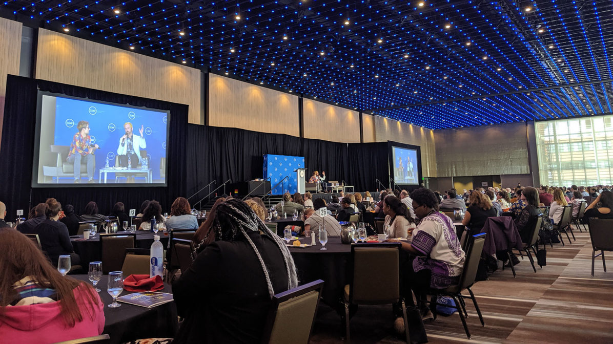 SUNY SPECTRUM Conference in Albany, New York, 2019