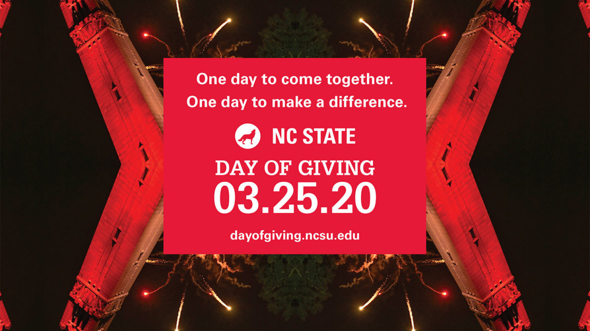 Day of Giving 2020: Save the Date