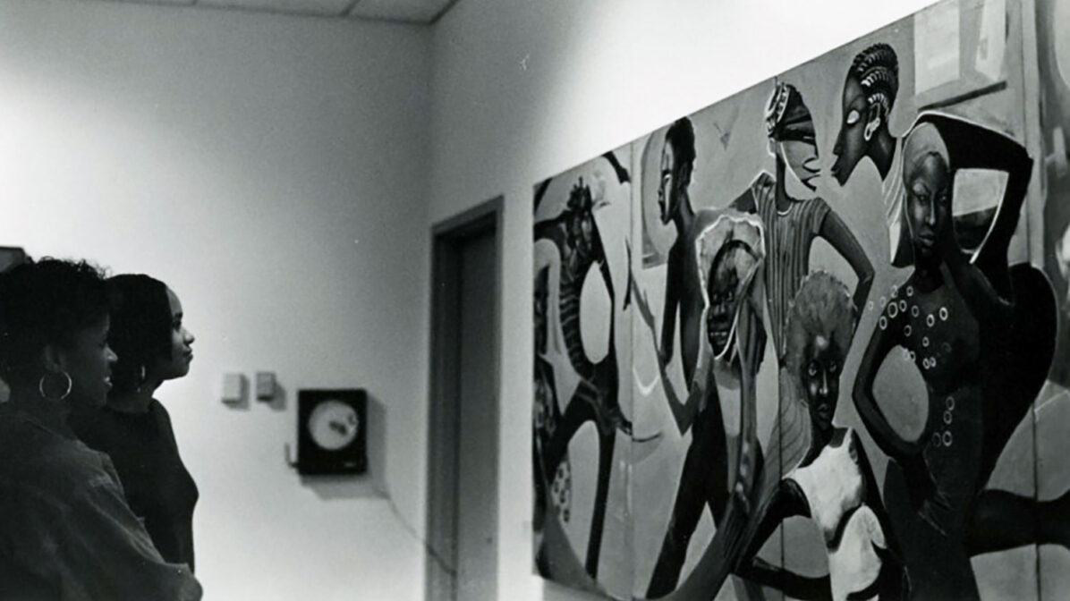 African American Cultural Center Art Gallery, 1994